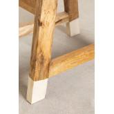 Lage Pid houten kruk, miniatuur afbeelding 6