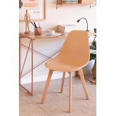 Brich Scand Nordic stoel, miniatuur afbeelding 1