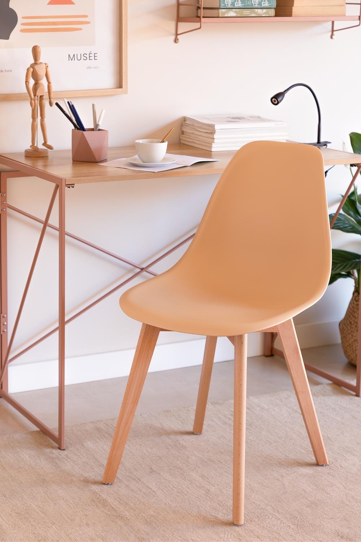 Brich Scand Nordic stoel, galerij beeld 1
