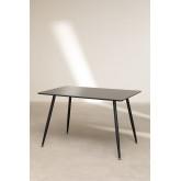 tafel Lahs MDF 120 cm, miniatuur afbeelding 2