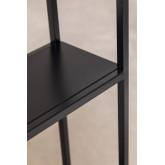 Modulaire wandrek in metaal (120 cm) Thura, miniatuur afbeelding 5