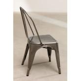 LIX stoel geborsteld staal , miniatuur afbeelding 3