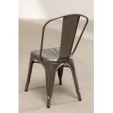 LIX stoel geborsteld staal , miniatuur afbeelding 4
