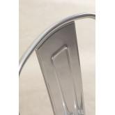 LIX stoel geborsteld staal , miniatuur afbeelding 5