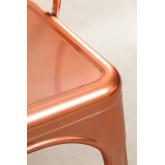 LIX stoel geborsteld staal , miniatuur afbeelding 6