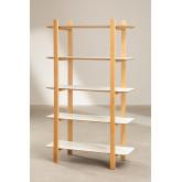 Mîde rechthoekige boekenkast , miniatuur afbeelding 2