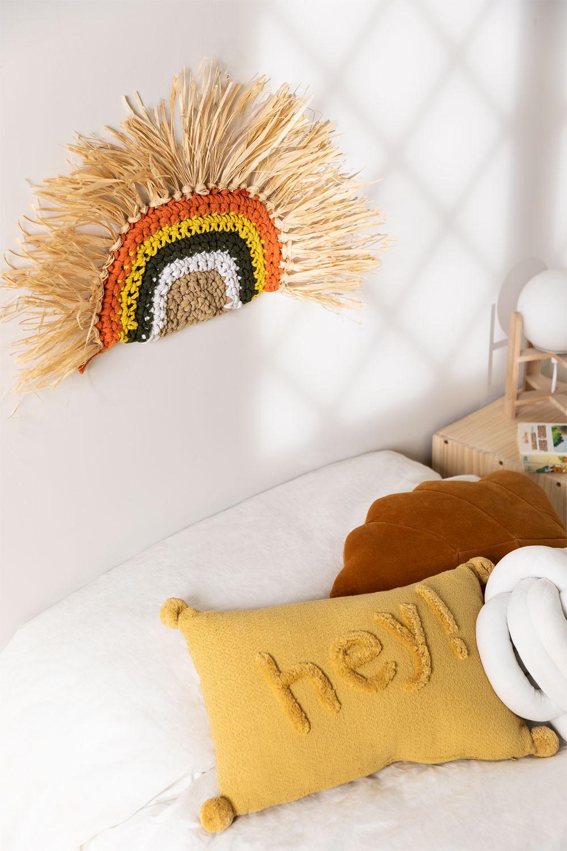 Zulu Kids decoratief vloerkleed, galerij beeld 1