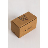 Set van 2 keramische handgrepen Sol, miniatuur afbeelding 4