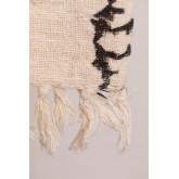 Geruite katoenen deken Viana, miniatuur afbeelding 3
