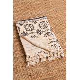 Geruite katoenen deken Viana, miniatuur afbeelding 5