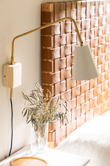 Alfons slaapkamer wandlamp