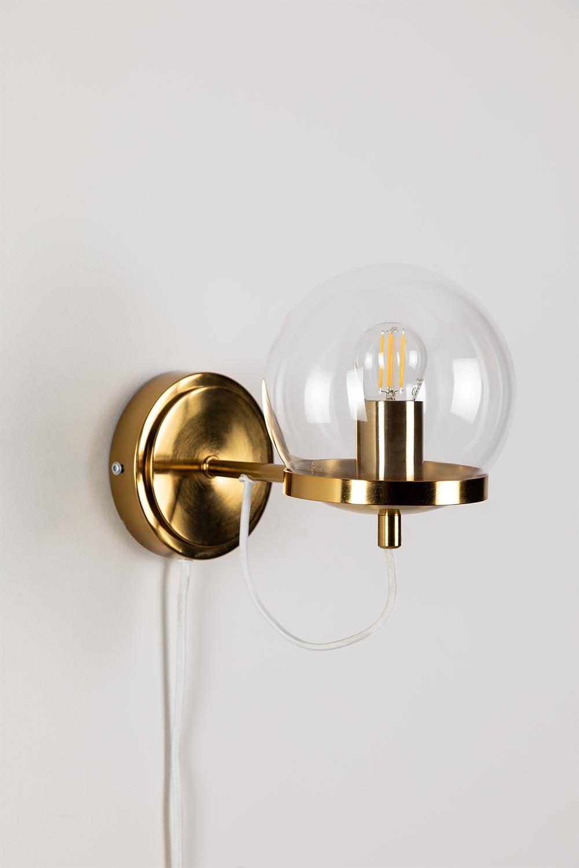 Odus wandlamp, galerij beeld 1