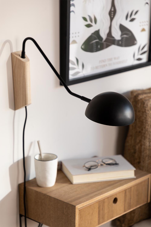 Ercsi Wandlamp, galerij beeld 1