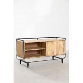 Mango Ghertu houten tv-meubel, miniatuur afbeelding 2