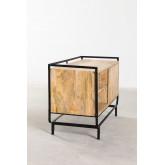 Mango Ghertu houten tv-meubel, miniatuur afbeelding 3
