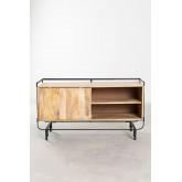 Mango Ghertu houten tv-meubel, miniatuur afbeelding 4
