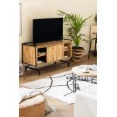 Mango Ghertu houten tv-meubel, miniatuur afbeelding 1