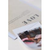 Set van 5 magnetische lijsten voor Garbo-foto's, miniatuur afbeelding 3