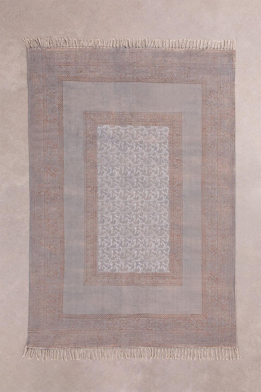 Katoenen vloerkleed (195x122 cm) Yerf, galerij beeld 1