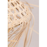 Plafondlamp in rotan (Ø40 cm) Karab, miniatuur afbeelding 6