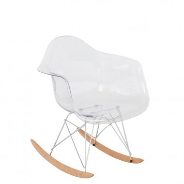 IMS transparante schommelstoel