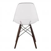 Brich Scand transparante stoel , miniatuur afbeelding 3