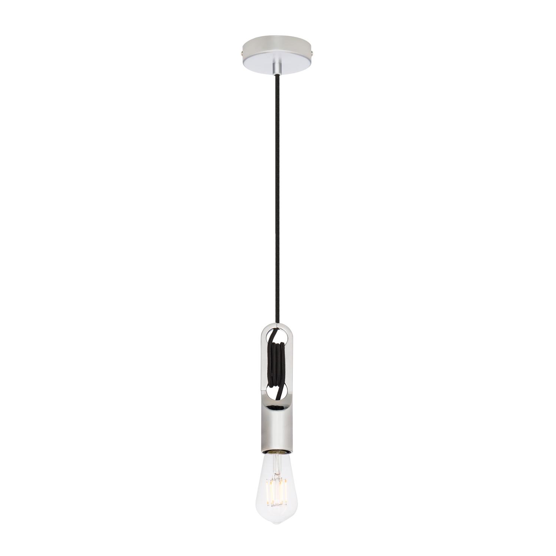 Clip metalen hanglamp, galerij beeld 1