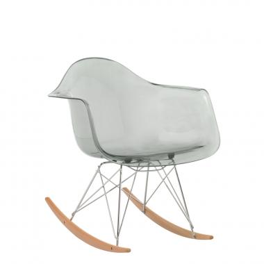 IMS SUPREME transparante schommelstoel