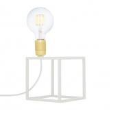 Square tafellamp, miniatuur afbeelding 1