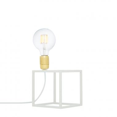 Square tafellamp