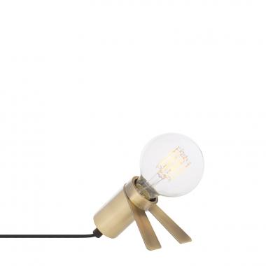 Crawl metalen tafellamp