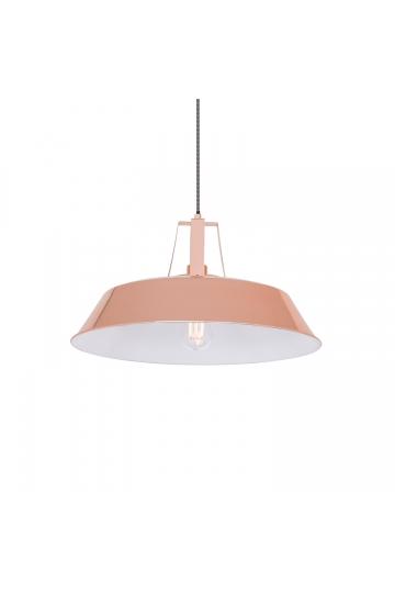 Workshop metalen hanglamp