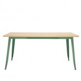 LIX houten tafel (160x80), miniatuur afbeelding 2