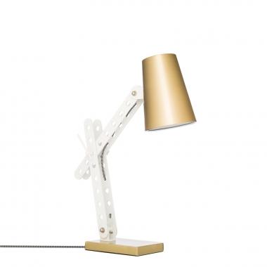 Meccano tafellamp