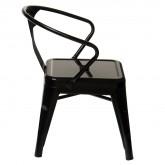 Mini Lix Kids Kinderstoel met armleuningen , miniatuur afbeelding 2