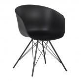 Metalen Yäh stoel, miniatuur afbeelding 1