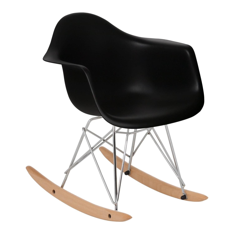 Brich Scand Metalen schommelstoel KIDS, galerij beeld 1