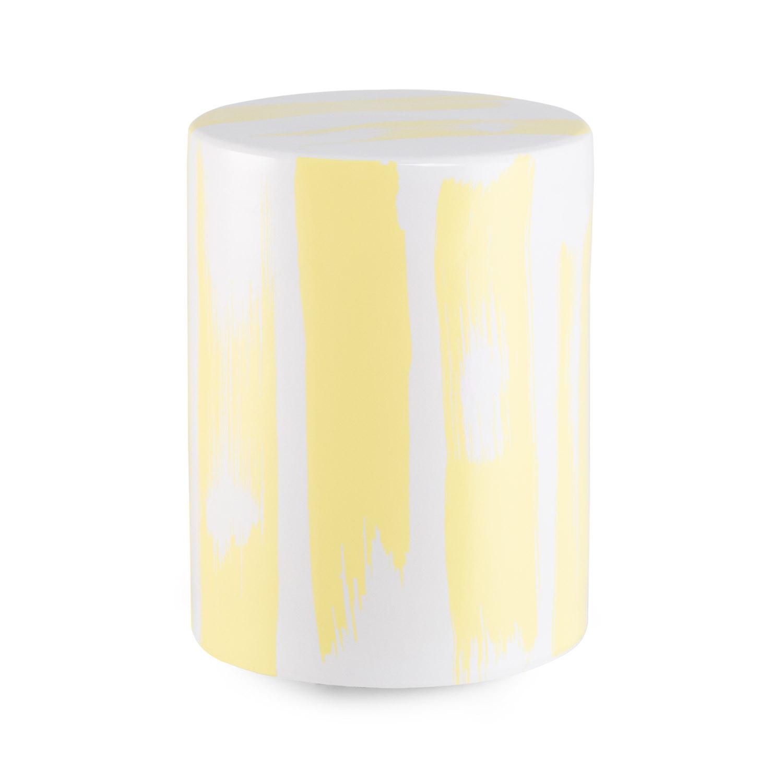 Extra ronde keramische tafel (Ø 32,5 cm) Nipeh, galerij beeld 1