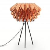 Tafellamp Krep PVC, miniatuur afbeelding 1