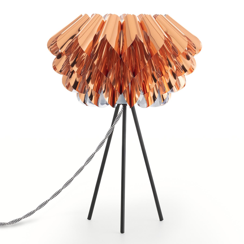 Tafellamp Krep PVC, galerij beeld 1