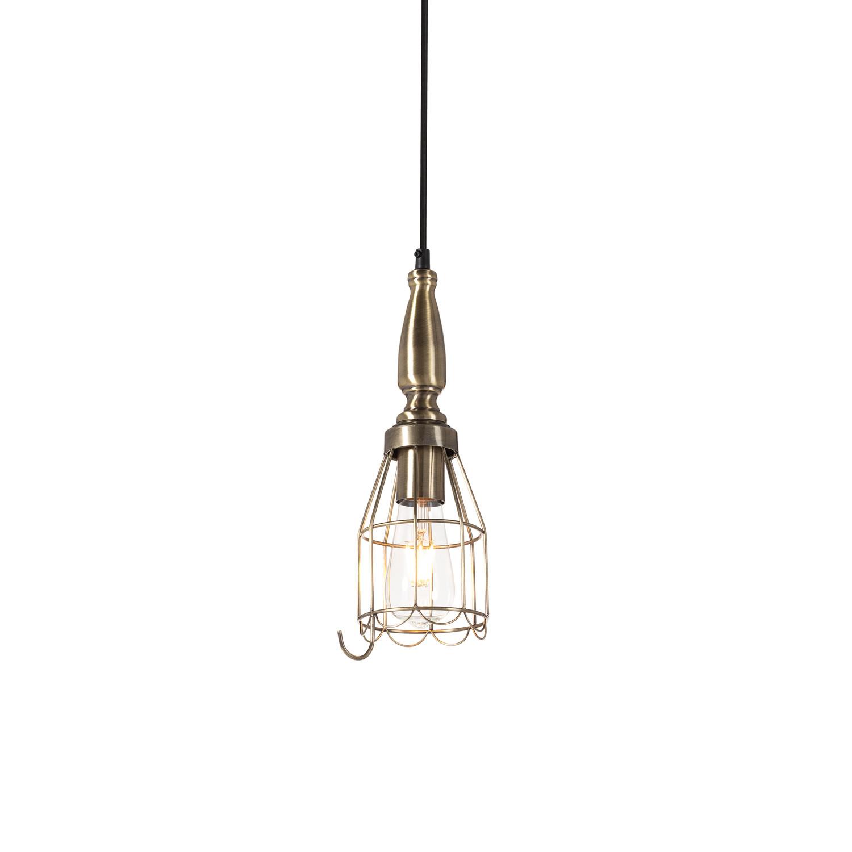 Torch metalen hanglamp, galerij beeld 1