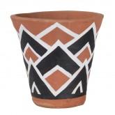 Sahna plantenpot, miniatuur afbeelding 2