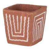 Thot plantenpot, miniatuur afbeelding 1