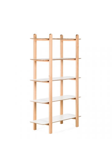 Mîde rechthoekige boekenkast