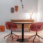 Onic hoge tafel Ø80 cm, miniatuur afbeelding 4