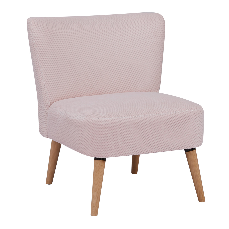 Chenille fauteuil Nuray, galerij beeld 1