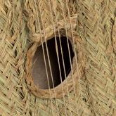 Guitarra Decorativa en Esparto Kita