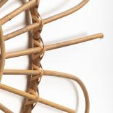 Espejo en Bambú Mudhif