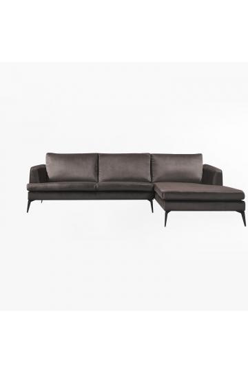 Esus Fluwelen Chaise Longue Sofa
