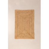 Deurmat van natuurlijk jute (90x60 cm) Airo, miniatuur afbeelding 3